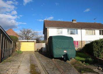 Thumbnail 3 bed semi-detached house for sale in Potters Croft, Horsham