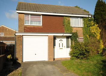 Thumbnail 4 bed detached house for sale in Poultney Close, Plympton, Plymouth, Devon