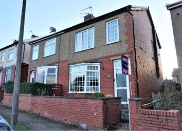 Thumbnail 3 bed semi-detached house for sale in Ashworth Street, Baxenden