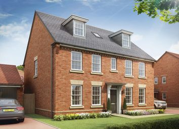 "Thumbnail 5 bed detached house for sale in ""Buckingham"" at Horton Road, Devizes"