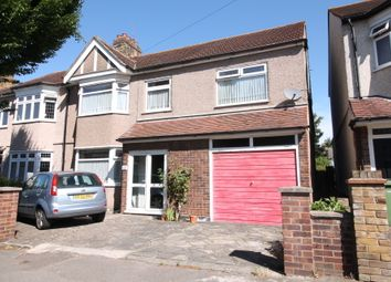 Thumbnail 4 bed end terrace house for sale in Bush Elms Road, Hornchurch, Essex