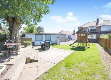 Thumbnail 3 bed semi-detached house for sale in St Elmo Avenue, Offerton, Stockport, Cheshire