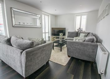 Thumbnail 2 bed flat for sale in Crossbill Way, Newhall