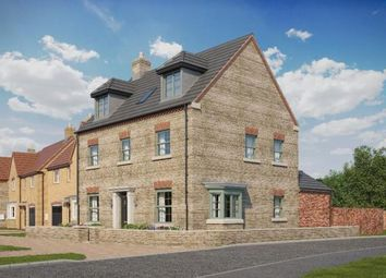 Thumbnail 5 bed detached house for sale in New Yatt Road, North Leigh Oxfordshire