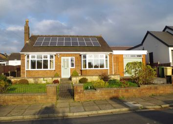 Thumbnail 2 bed detached bungalow for sale in Ainscow Avenue, Lostock, Bolton