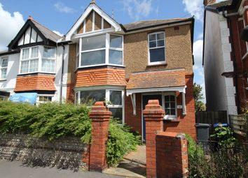 Thumbnail 3 bed terraced house for sale in Ham Road, Worthing