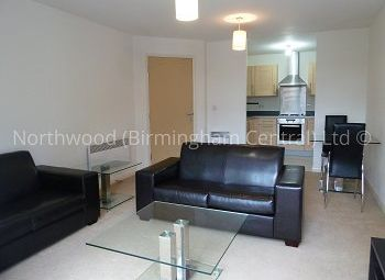 Thumbnail 1 bed flat to rent in Skyline, 165 Granville Street, City Centre, Birmingham