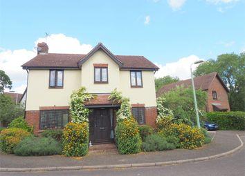 Thumbnail 3 bed detached house for sale in Gurdon Road, Grundisburgh, Woodbridge, Suffolk