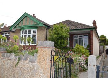 Thumbnail 3 bed detached bungalow for sale in Clarkson Avenue, Milton, Weston-Super-Mare