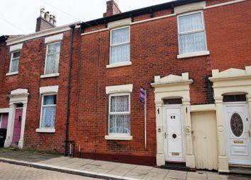 Thumbnail 2 bedroom terraced house for sale in Albert Road, Preston