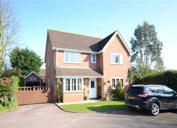 Thumbnail 4 bed detached house for sale in The Ashes, Spencers Wood, Reading