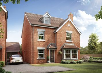 Thumbnail 5 bed detached house for sale in Cherry Orchard, Lichfield