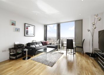 Marsh Wall, London E14. 1 bed flat for sale