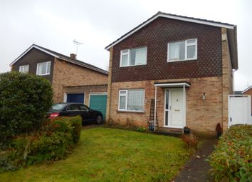 Thumbnail 3 bed detached house for sale in Charles Cope Road, Orton Waterville, Peterborough