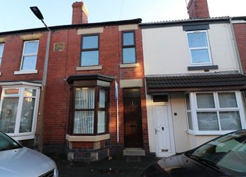 Thumbnail 2 bed terraced house for sale in Pym Road, Mexborough, Rotherham