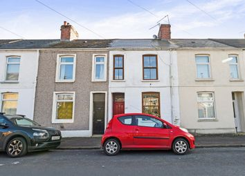 Thumbnail 3 bed terraced house for sale in Daisy Street, Victoria Park, Cardiff