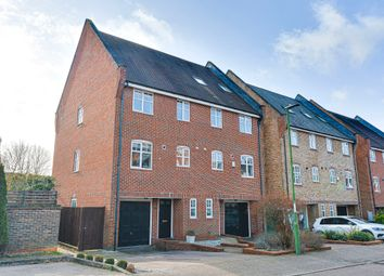 Thumbnail 4 bed semi-detached house to rent in Lilbourne Drive, Hertford