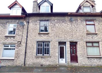 Thumbnail 3 bed terraced house for sale in Queen Katherine Street, Kendal, Cumbria