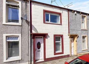 Thumbnail 2 bed terraced house for sale in Bolton Street, Workington