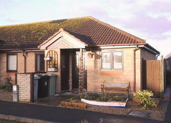 Thumbnail 2 bed bungalow for sale in Willoughby Close, Corby Glen, Grantham