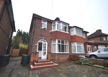 Thumbnail 4 bedroom semi-detached house to rent in Sheaveshill Avenue, London