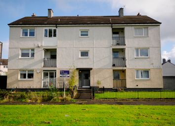 Thumbnail 2 bedroom flat for sale in Dunphail Drive, Easterhouse Glasgow