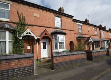 Thumbnail 3 bed terraced house to rent in Lodge Road, Redditch