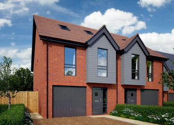 Thumbnail 4 bed semi-detached house for sale in 1 Francis Close, Thatcham, Berkshire