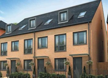 """Thumbnail 4 bedroom end terrace house for sale in """"Rochester"""" at Fen Street, Brooklands, Milton Keynes"""