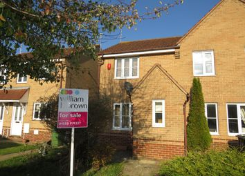 Thumbnail 2 bed semi-detached house for sale in Winston Churchill Drive, King's Lynn