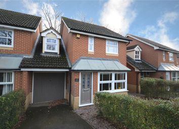 Thumbnail 3 bed link-detached house for sale in The Breech, College Town, Sandhurst