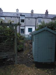 Thumbnail 2 bed terraced house to rent in Nant Cottages, Minffordd, Bangor