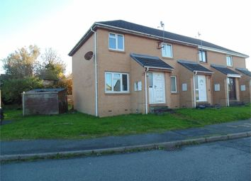 Thumbnail 2 bed end terrace house for sale in Castle High, Haverfordwest, Pembrokeshire