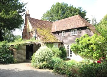Thumbnail 2 bed cottage to rent in Stan Lane, West Peckham, Maidstone, Kent
