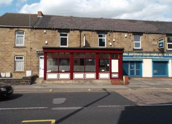 Thumbnail Restaurant/cafe for sale in 126-128 Doncaster Road, Barnsley