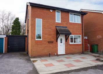 3 bed detached house for sale in Birchall Green, Woodley SK6
