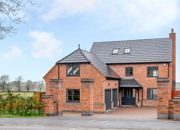 Thumbnail 5 bed property for sale in Main Street, Cotesbach, Leicestershire