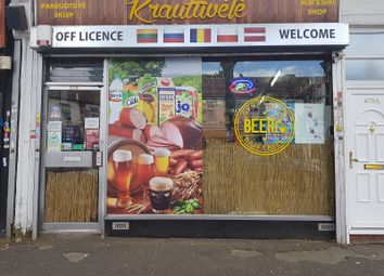 Thumbnail Retail premises for sale in 678 Romford Road, Manor Park