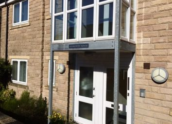 Thumbnail 1 bed flat for sale in Ashworth House, Station Road, Glossop