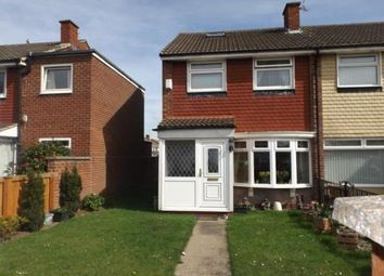 Thumbnail 2 bed end terrace house for sale in Albatross Way, Darlington