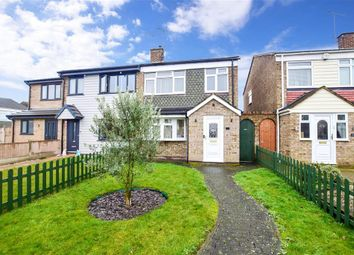 3 bed end terrace house for sale in Goodmayes Walk, Wickford, Essex SS12