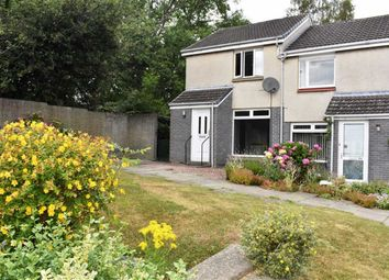 Thumbnail 2 bed semi-detached house for sale in 55, Craigs Park, Edinburgh