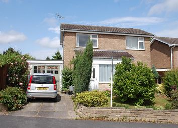 Thumbnail 3 bed detached house for sale in Pryor Road, Sileby, Leicestershire