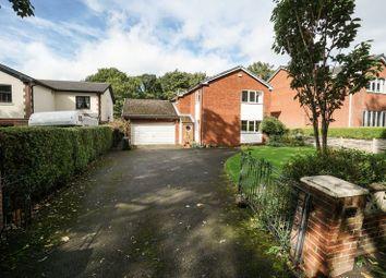 Thumbnail 4 bed detached house for sale in Lever Park Avenue, Horwich, Bolton