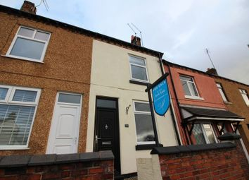 Thumbnail 2 bed terraced house for sale in Heathcote Road, Bignall End, Stoke-On-Trent