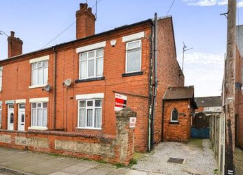 Thumbnail 4 bed end terrace house for sale in Russell Street, Sutton-In-Ashfield, Nottinghamshire, Notts