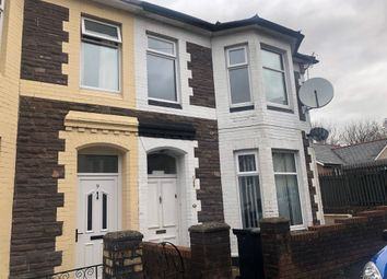 Thumbnail 4 bed end terrace house to rent in Crindau Road, Newport