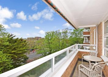 Thumbnail 3 bed flat for sale in Grand Avenue, Worthing, West Sussex
