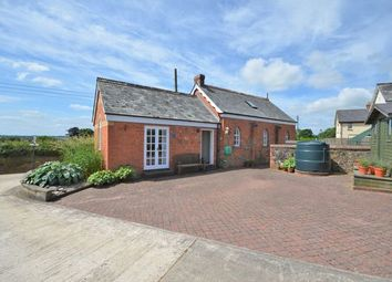 Thumbnail 2 bed detached house for sale in Rackenford, Tiverton