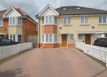 Thumbnail 4 bedroom property to rent in St Marys Lane, Upminster